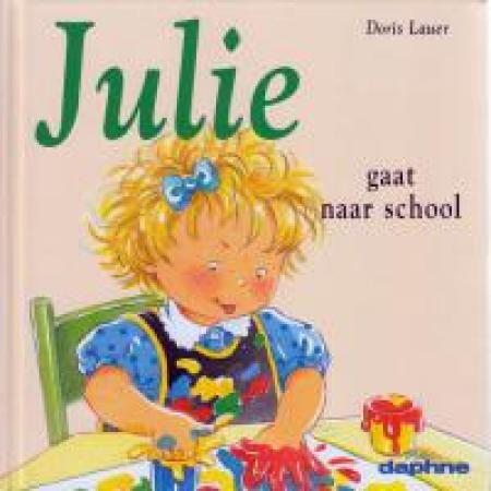 Julie gaat naar school