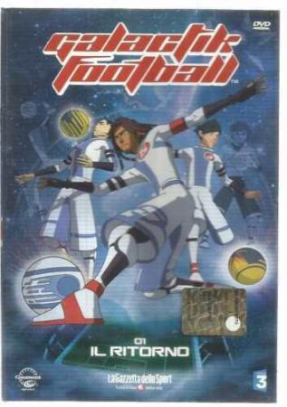 Galactick football [VIDEOREGISTRAZIONE]. Il ritorno