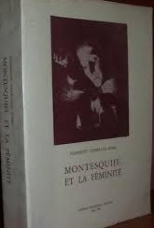 Montesquieu et la féminité