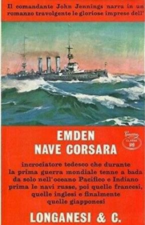 Emden nave corsara