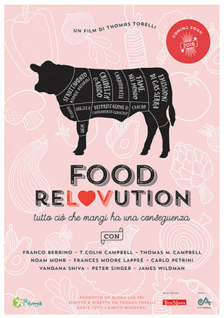 Food revolution [VIDEOREGISTRAZIONE]