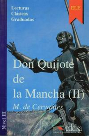Don Quijote de la Mancha : nivel 3 / M. de Cervantes. 1