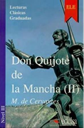 Don Quijote de la Mancha : nivel 3 / M. de Cervantes. 2