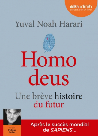 Homo deus [DOCUMENTO SONORO]