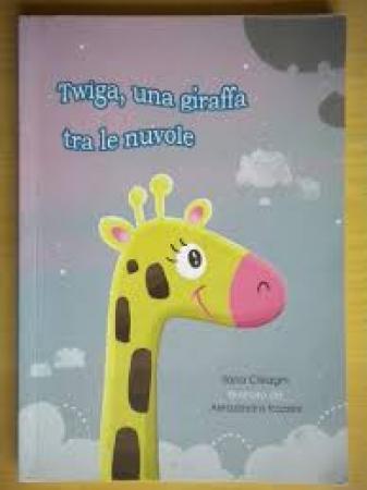 Twiga, una giraffa tra le nuvole