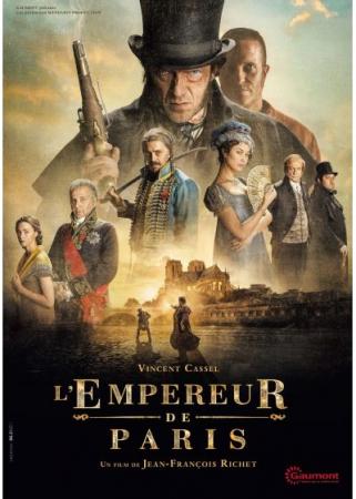 L'Empereur de Paris [VIDEOREGISTRAZIONE]
