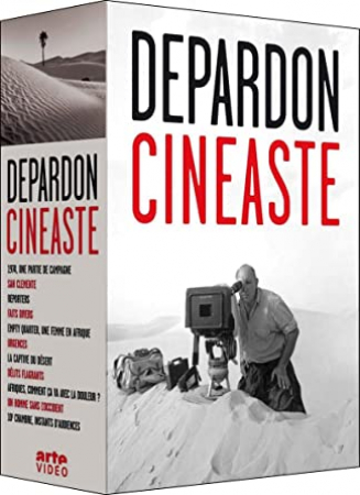 Depardon cinéaste [VIDEOREGISTRAZIONE]