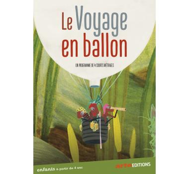 Le voyage en ballon [VIDEOREGISTRAZIONE]