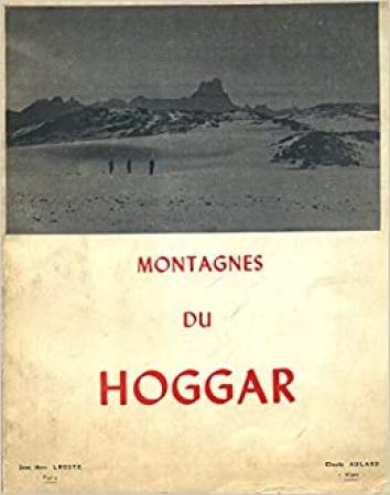 Guide des escalades du Hoggar