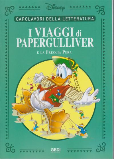 I viaggi di Papergulliver; e, La freccia pera
