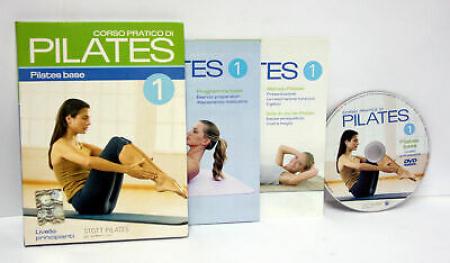 Corso pratico di Pilates [VIDEOREGISTRAZIONE]. 1, Pilates base