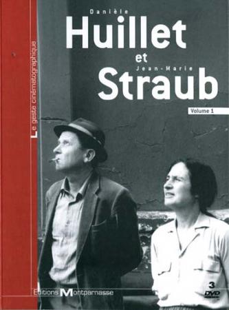 Danièle Huillet et Jean-Marie Straub [VIDEOREGISTRAZIONE]. Volume 1