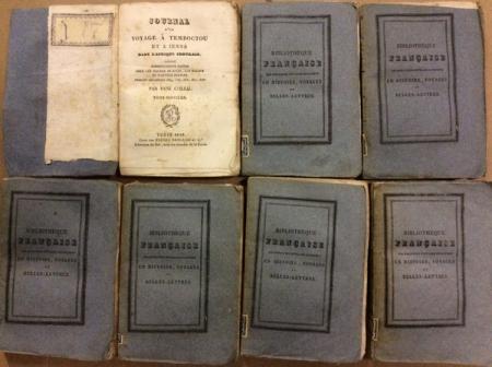 Journal d'un voyage à Temboctou et à Jenné dans l'Afrique centrale précédé, d'Observations faites chez les Maures Braknas, les Nalous et d'autres peuples pendant les années 1824, 1825, 1826, 1827, 1828