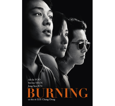 Burning [VIDEOREGISTRAZIONE]