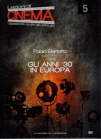 5: Gli anni '30 in Europa [VIDEOREGISTRAZIONE]