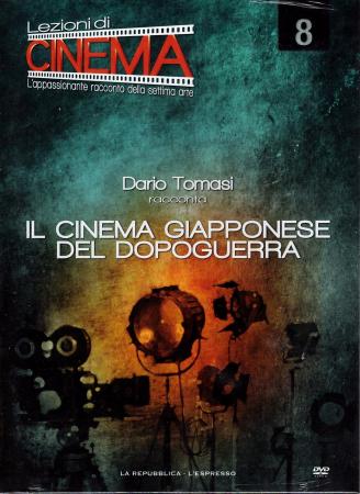 8: Il cinema giapponese del dopoguerra [VIDEOREGISTRAZIONE]