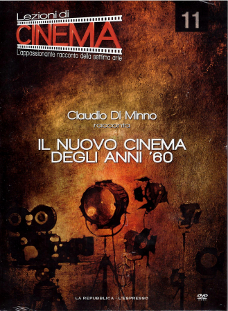 11: Il nuovo cinema degli anni '60 [VIDEOREGISTRAZIONE]