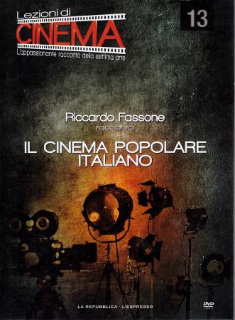 13: Il cinema popolare italiano  [VIDEOREGISTRAZIONE]