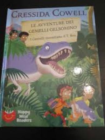 Le avventure dei gemelli Gelsomino. I gemelli scovano un Triceratopo