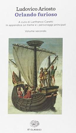 Orlando furioso / Ludovico Ariosto. Vol. 2