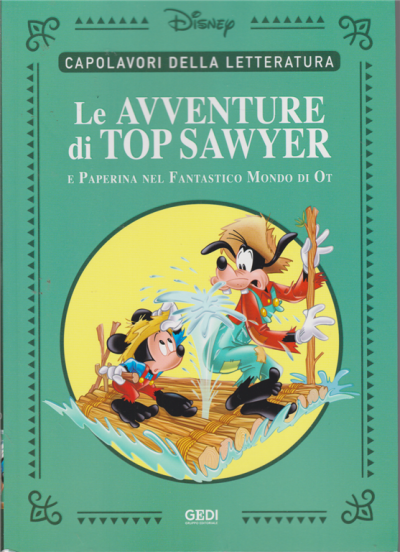 Le avventure di Top Sawyer