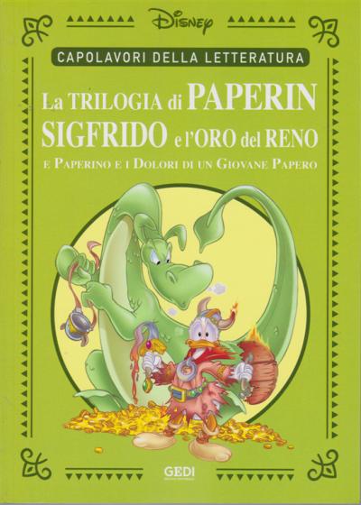 La trilogia di Paperin Sigfrido e l'oro del Reno