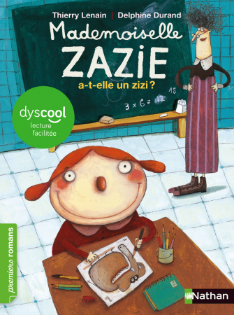 Mademoiselle Zazie a-t-elle un zizi?