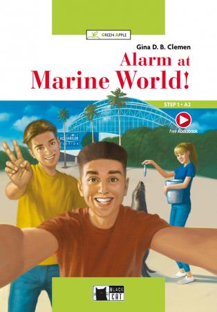 Alarm at Marine World!