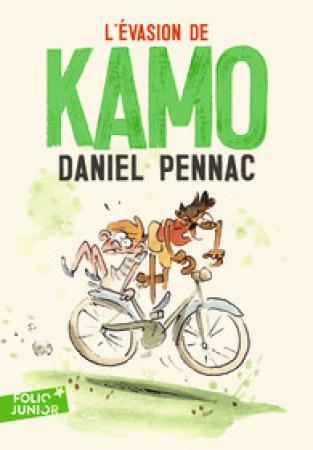 Les aventures de Kamo. 4, L'évasion de Kamo