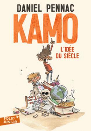 Les aventures de Kamo. 1, Kamo, l'idée du siècle