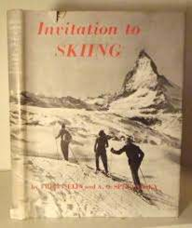 Invitation to skiing