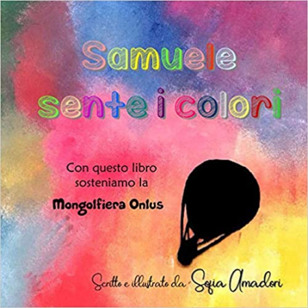 Samuele sente i colori