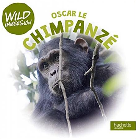 Oscar le chimpanzé