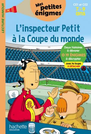 L'inspecteur Petit à la Coupe du monde