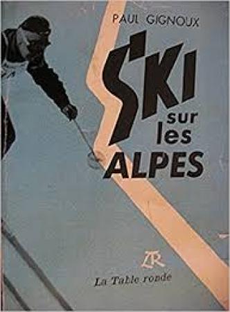 Ski sur les Alpes