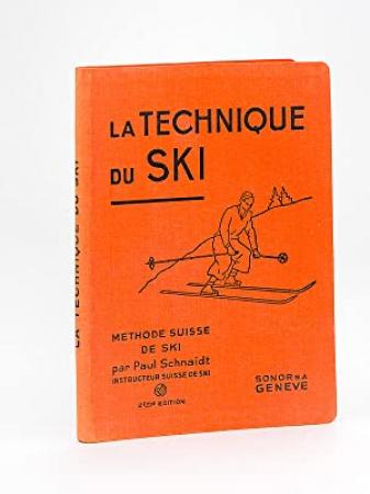 La technique du ski