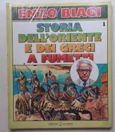 Storia dell'Oriente e dei Greci a fumetti. Dall'Egitto dei faraoni alla Terra promessa degli Ebrei
