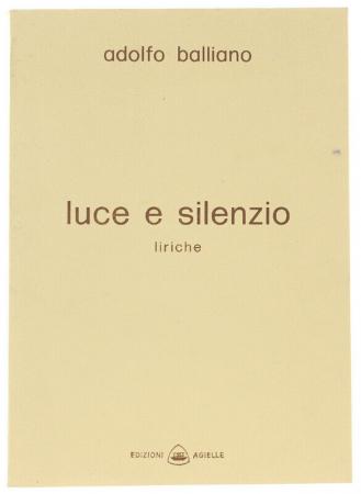 Luce e silenzio