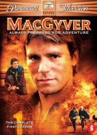 MacGyver [VIDEOREGISTRAZIONE]. 1, The complete first season