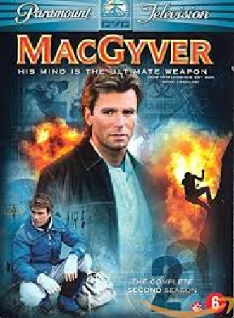 MacGyver [VIDEOREGISTRAZIONE]. 2, The complete second season