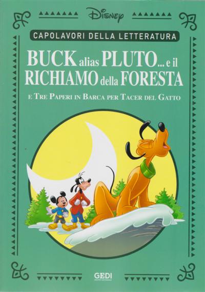Buck alias Pluto... e Il richiamo della foresta