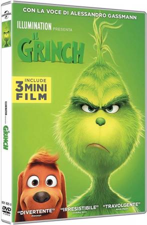 Il Grinch [VIDEOREGISTRAZIONE]