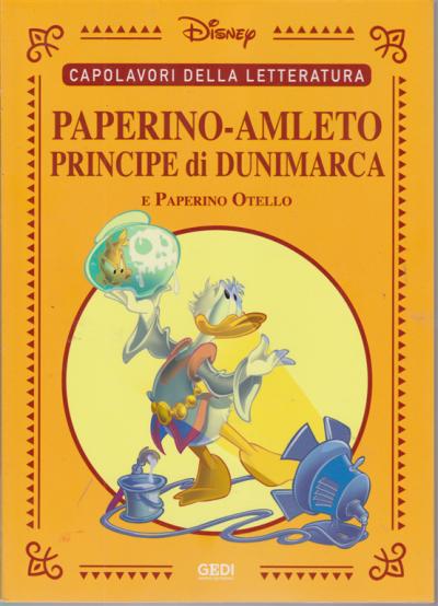 Paperino-Amleto principe di Dunimarca