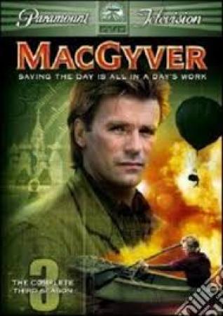MacGyver [VIDEOREGISTRAZIONE]. 3, La terza stagione completa