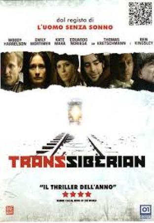 Transsiberian [VIDEOREGISTRAZIONE]
