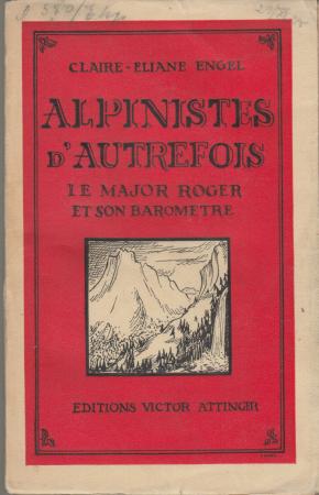Alpinistes d'autrefois