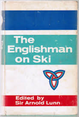 The Englishman on ski