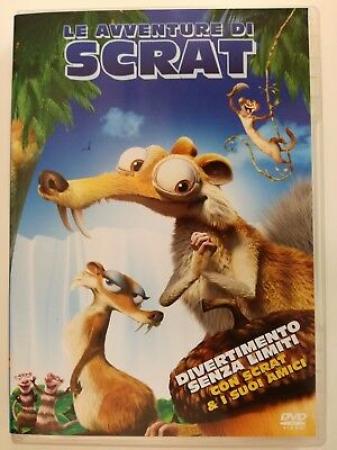 Le avventure di Scrat [VIDEOREGISTRAZIONE]