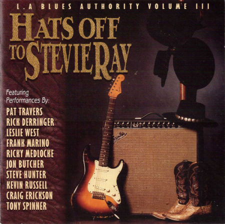 Hats off to Stevie Ray [DOCUMENTO SONORO]