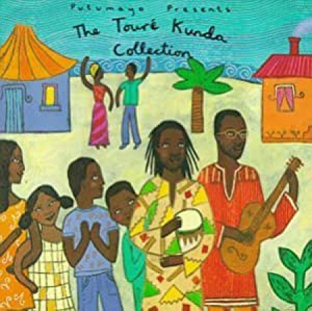 The Touré Kunda collection [DOCUMENTO SONORO]